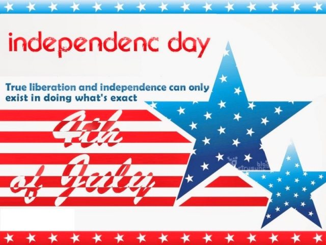 4th of July Quotes Happy Independence Day America 2020
