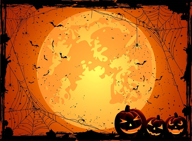 Scary Halloween Images