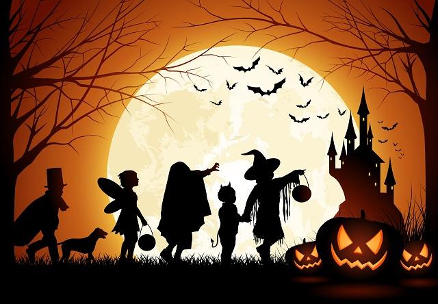 Happy Halloween Free Images